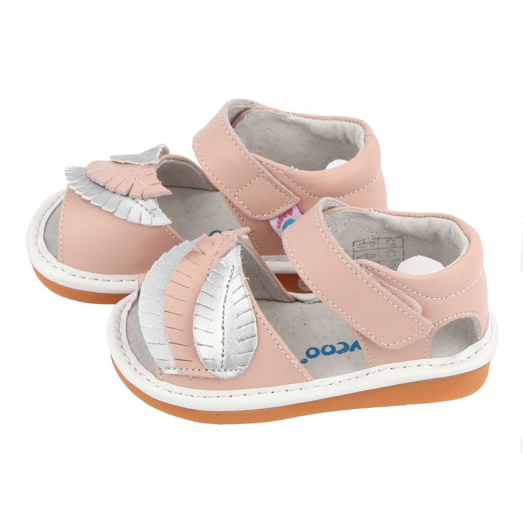 Freycoo -Pink Lynette Squeaky Shoes