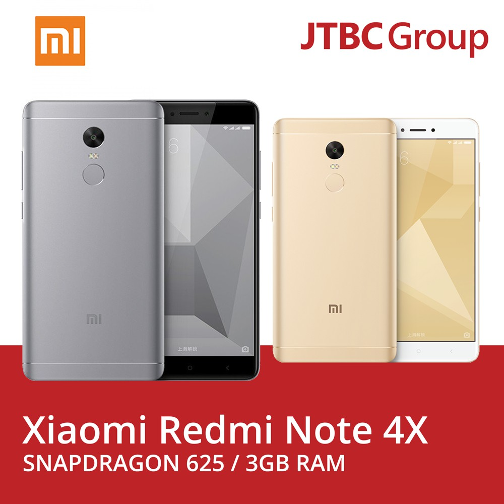 Xiaomi Redmi Note 5 Pro 32gb 64gb Shopee Singapore Redminote 4x 4 64 Gold