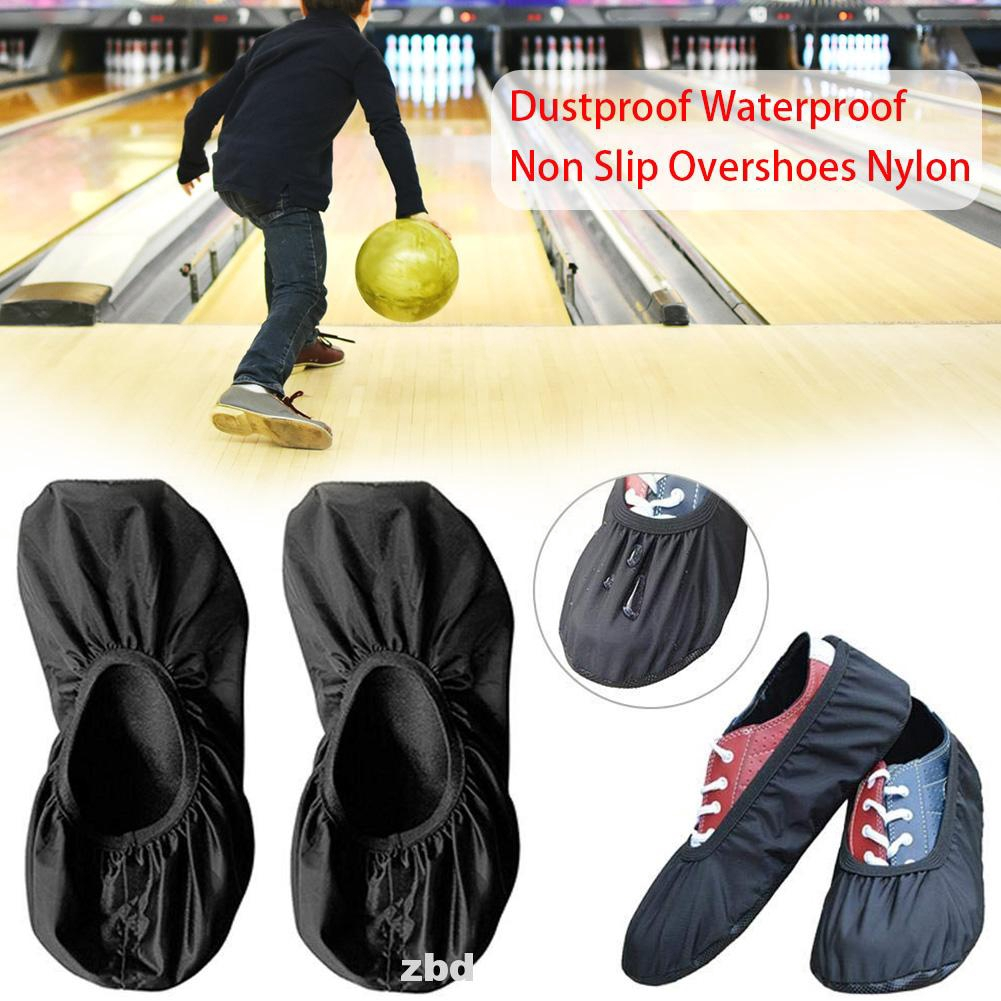 1 Pair Bowling Sock Shoe Cover Anti-slip