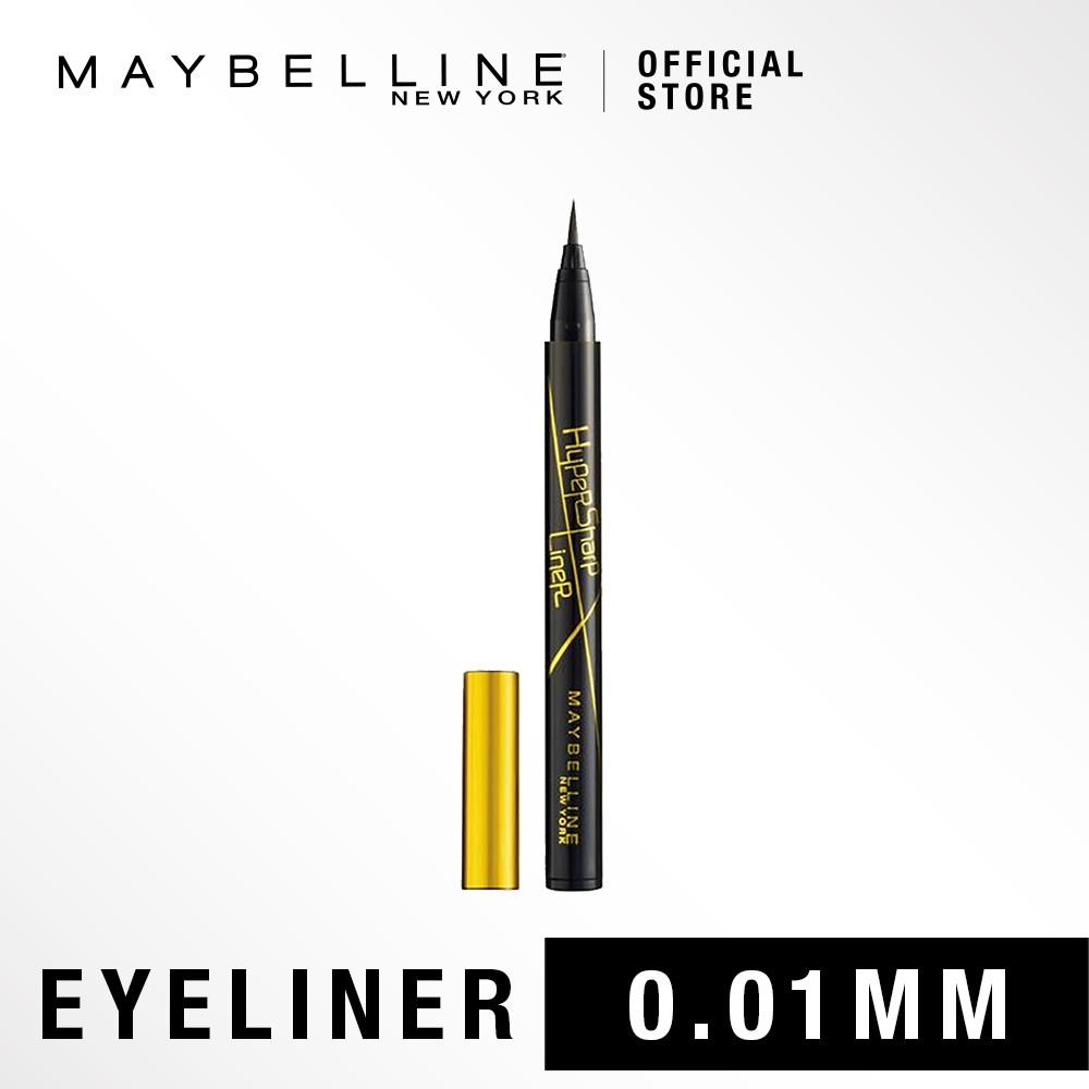c969d667eba *INSTOCK* Maybelline hypersharp laser precision eyeliner 0.01mm | Shopee  Singapore