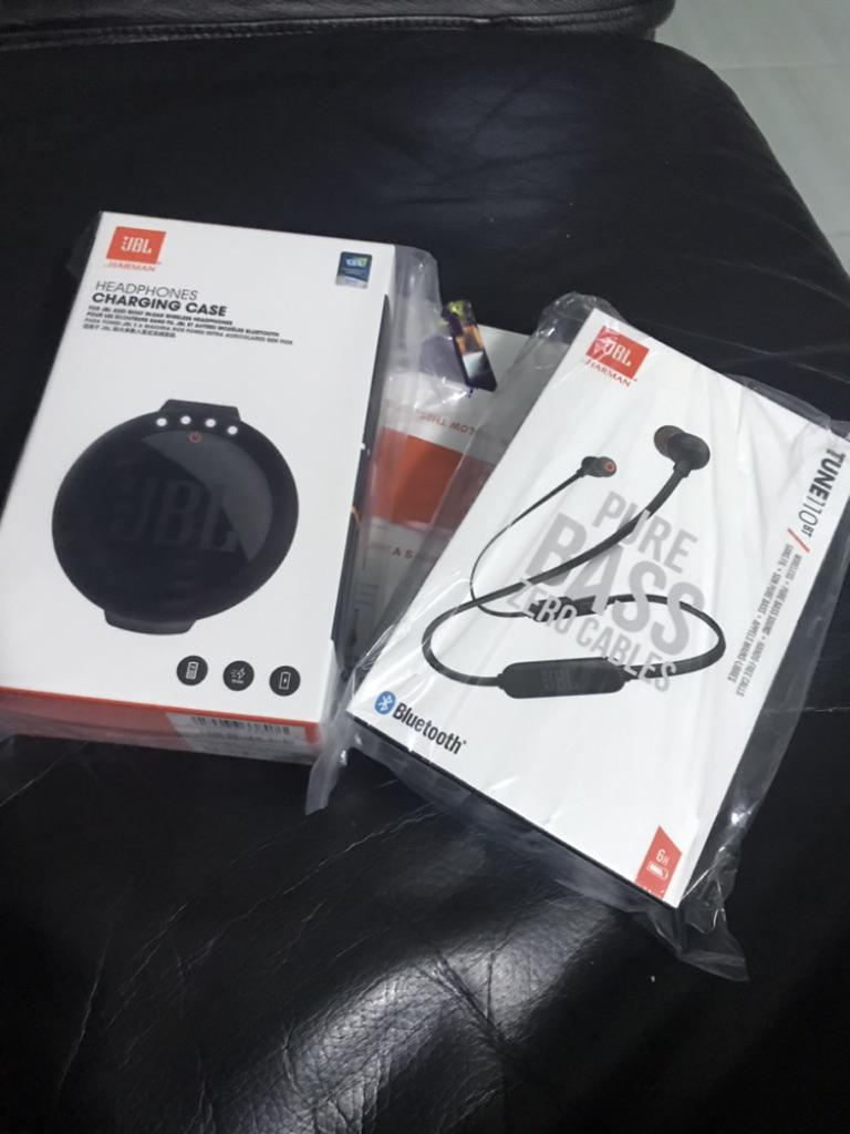 JBL Tune T110BT Wireless Earphone | Shopee Singapore