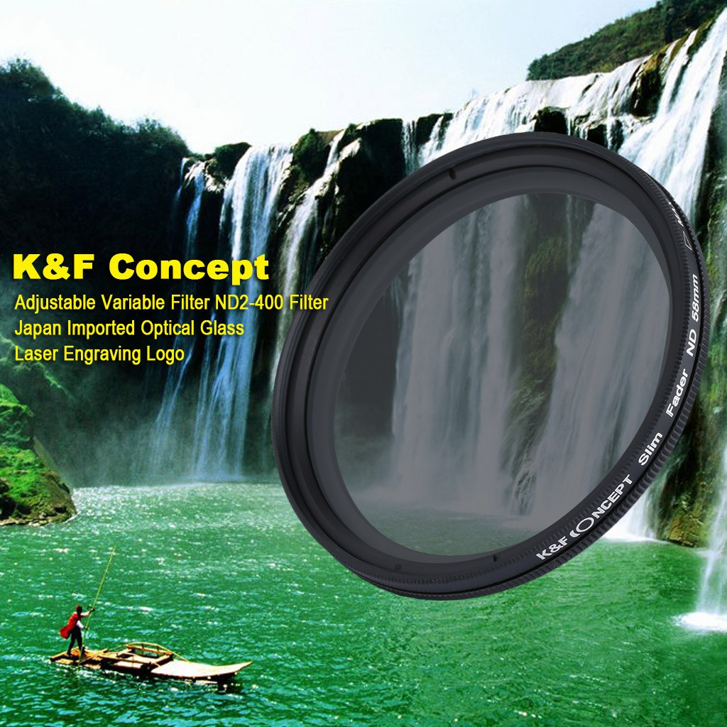 Nd Filter Camera Accessories Price And Deals Games Hobbies Slim Adjustable Fader Variable 2 400 Nd2 To Nd400 67mm 67 Mm Fotga Nov 2018 Shopee Singapore