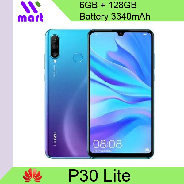 (Local) Huawei P30 Lite 6GB 6 15in 128GB with 2 Years Warranty