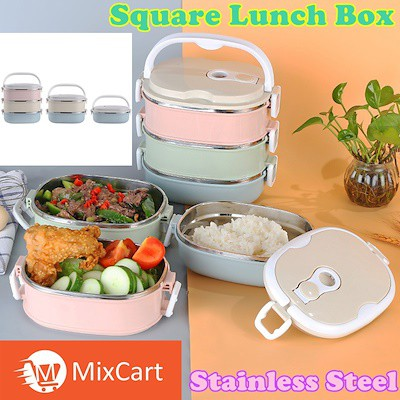 Lunch Box Thermal For Food Bento