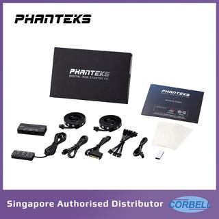 Phanteks Digital RGB LED Starter Kit | Shopee Singapore