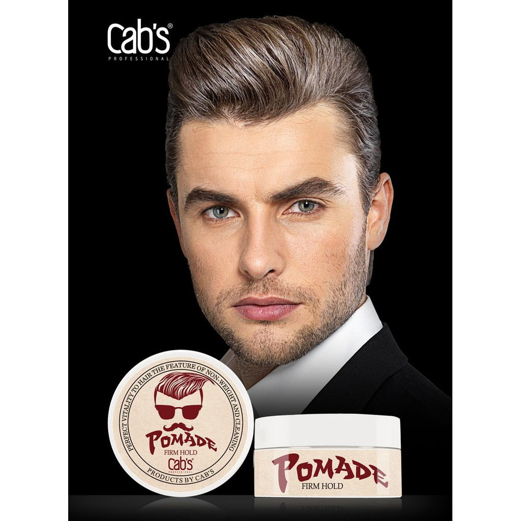 e50fcbca78 Cab s Professional Pomade Firm Hold Hair Styling Wax - 80gram ...