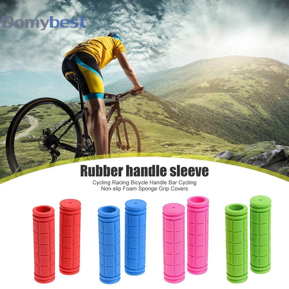 Mountain Bike Handlebar Anti Slip Grips Sleeve Bicycle Handlebar Accessories Hot