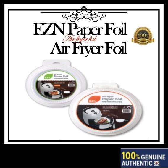 120pcs 16cm EZN Air Fryer Paper Foil Size M Tracking Number