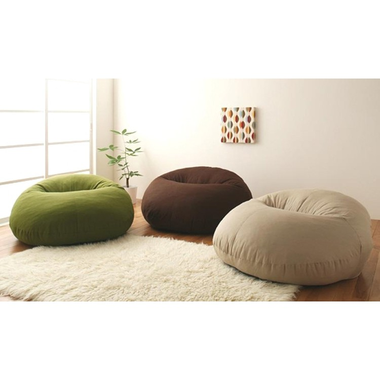 Muji Lazy Couch Sofa Bean Bag Shopee Singapore