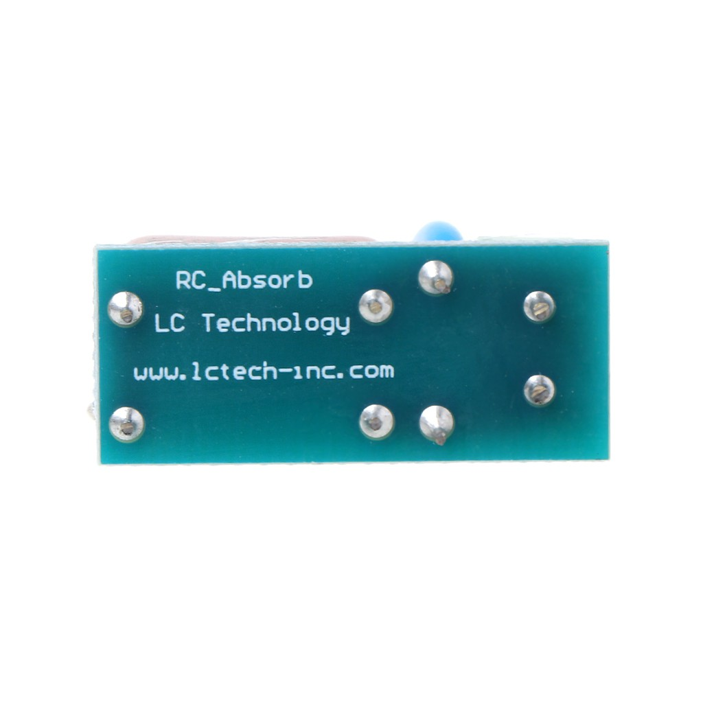 RC Absorption//Snubber Circuit Relay Module Contact Protection Resistance Surge