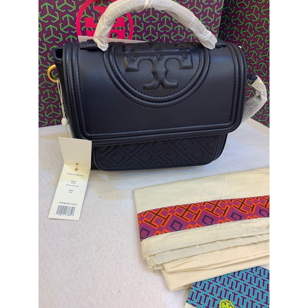 d121856e7aee Authentic Tory Burch Peggy The Pig Mini Bag - Happy Times