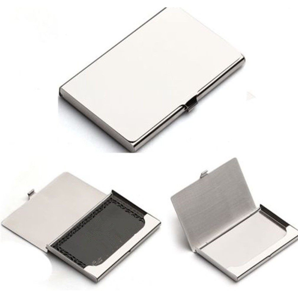 Credit Id Business Card Holder