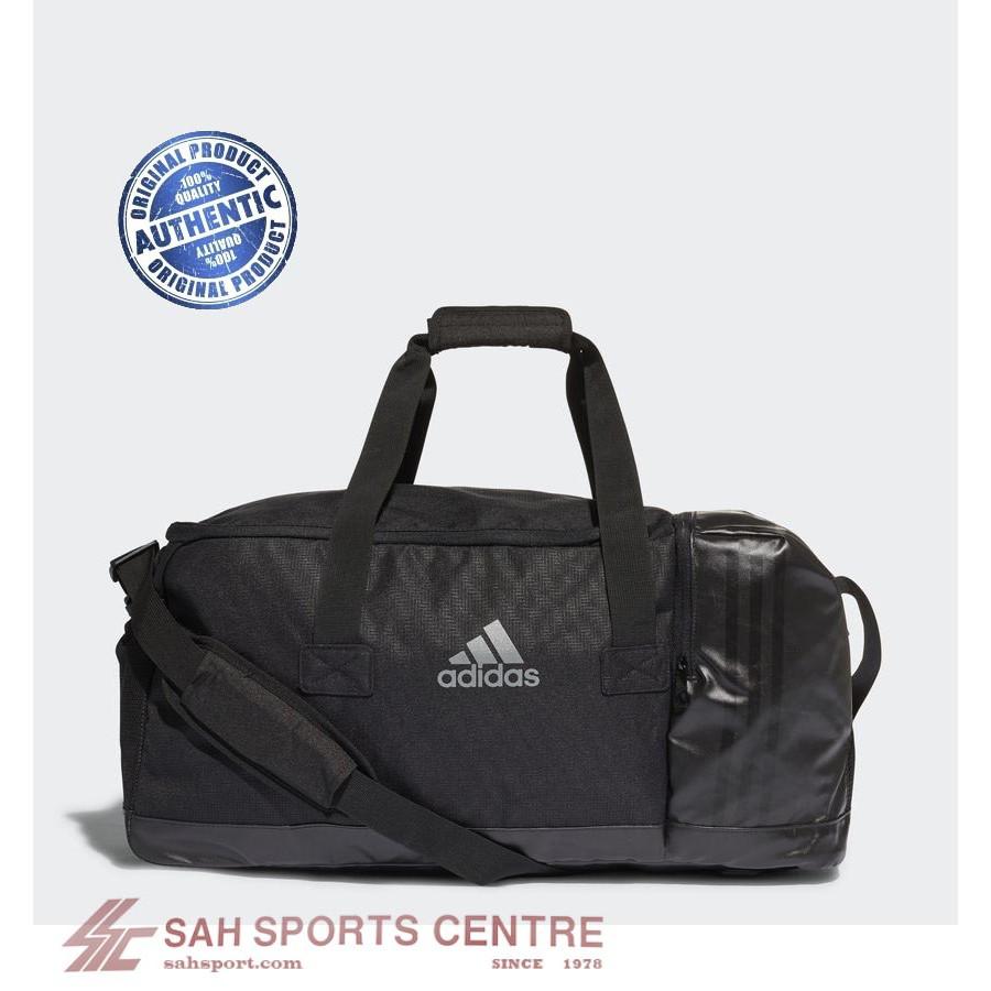 4f4cdf274d Adidas 3 Stripes Performance Team Duffel Bag Medium AJ9993