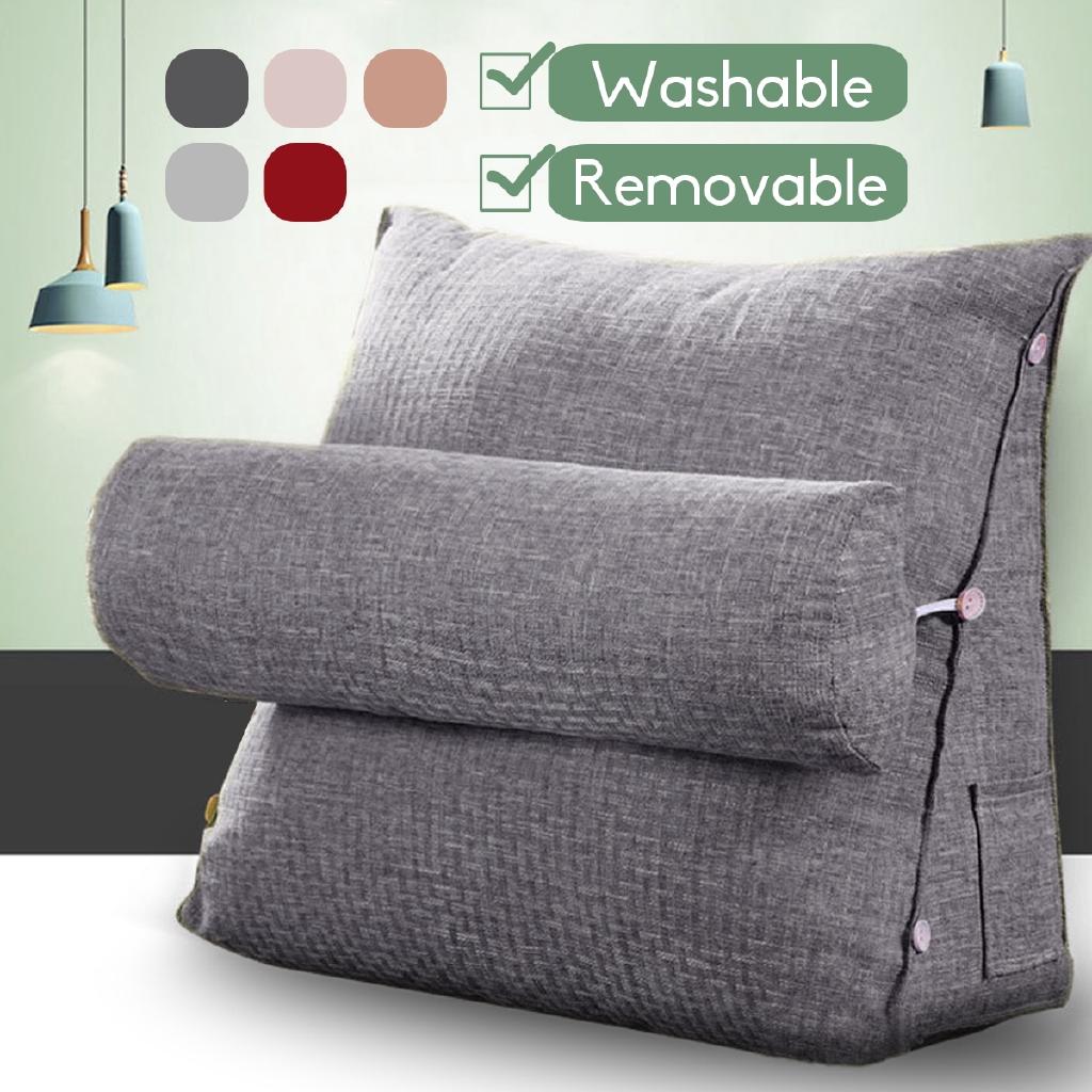 Adjule Back Wedge Cushion Pillow