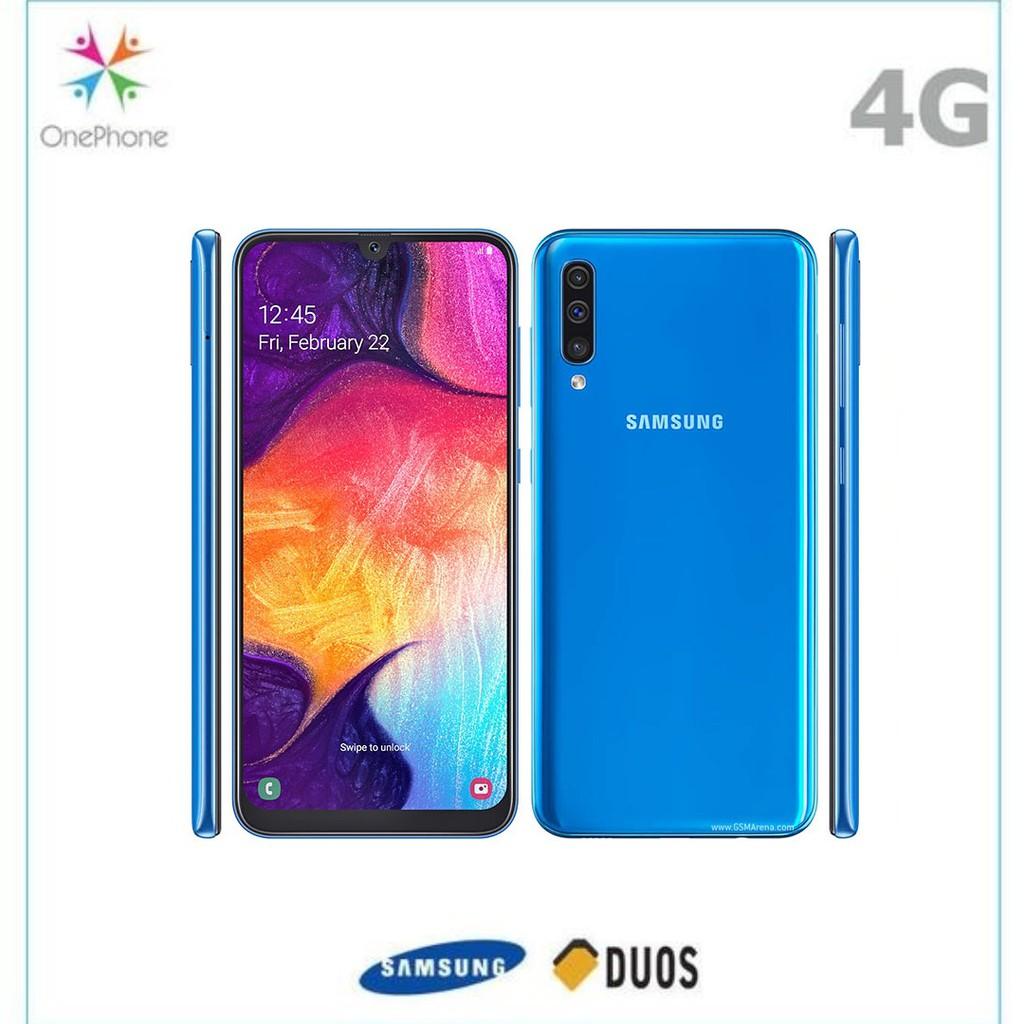 Samsung Galaxy A50 64GB/4GB Local Set   1 year warranty