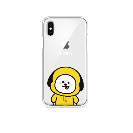 BT21 BASIC JELLY PHONE CASE / BT21 CLEAR JELLY iPhone case BTS BANGTAN - CHIMMY
