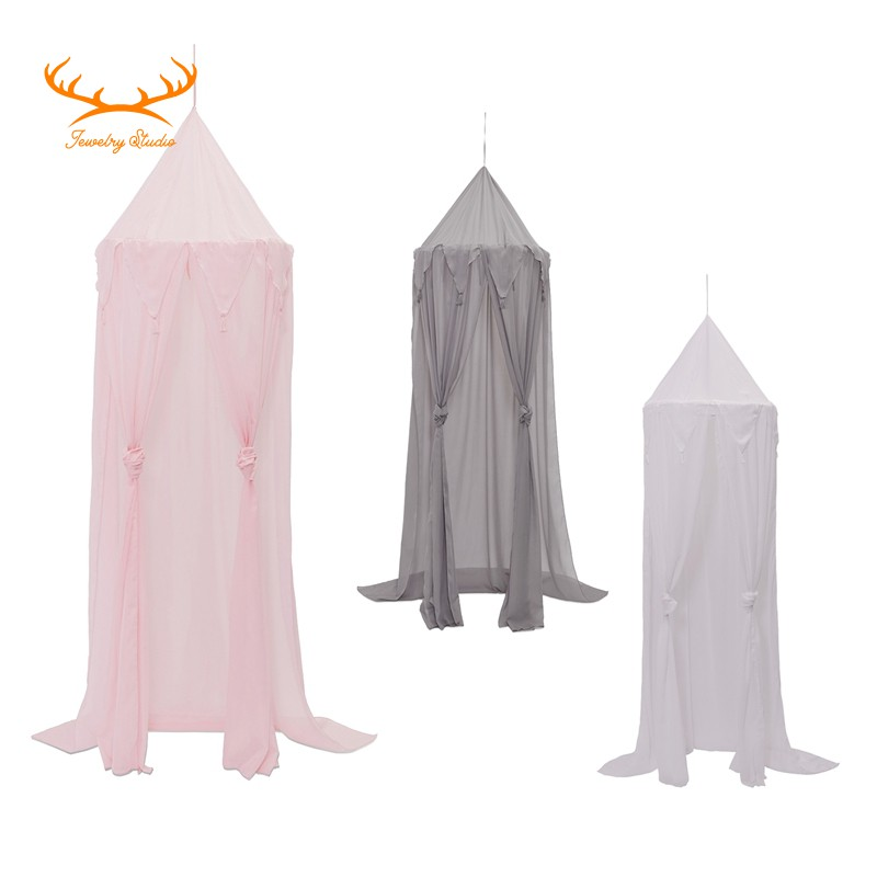 Mosquito Net For Bed,Elegant Eco-Friendly Breathable Portable Folding Bed Canopy,Bed Canopy Net For Adults,Babies,Outdoor Camping