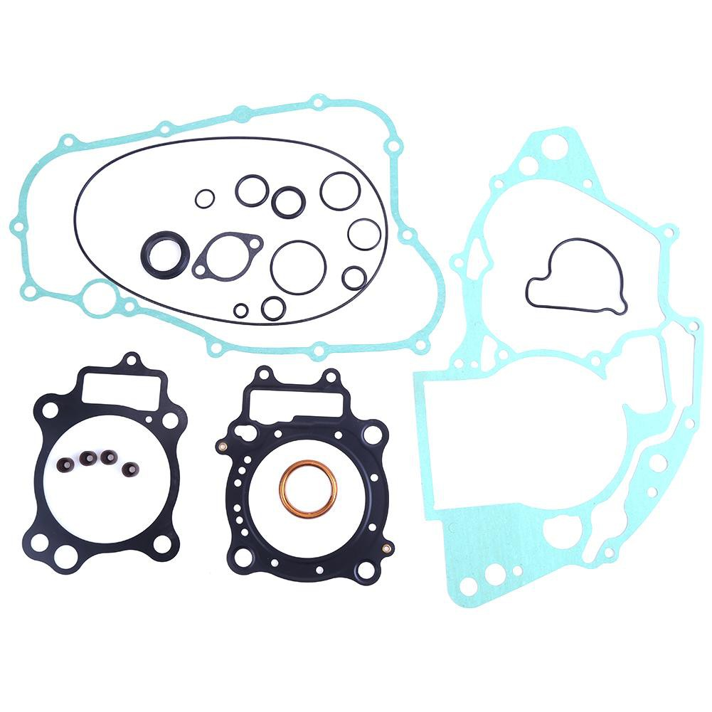Full Complete Engine Gasket Kit Set For Honda Crf250r Crf250x Crf250 Wiring Harness Shopee Singapore