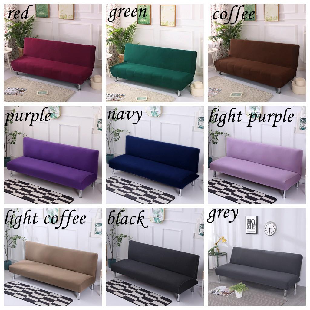 Ikea Folding Sarung Sofa Bed Anti Slip
