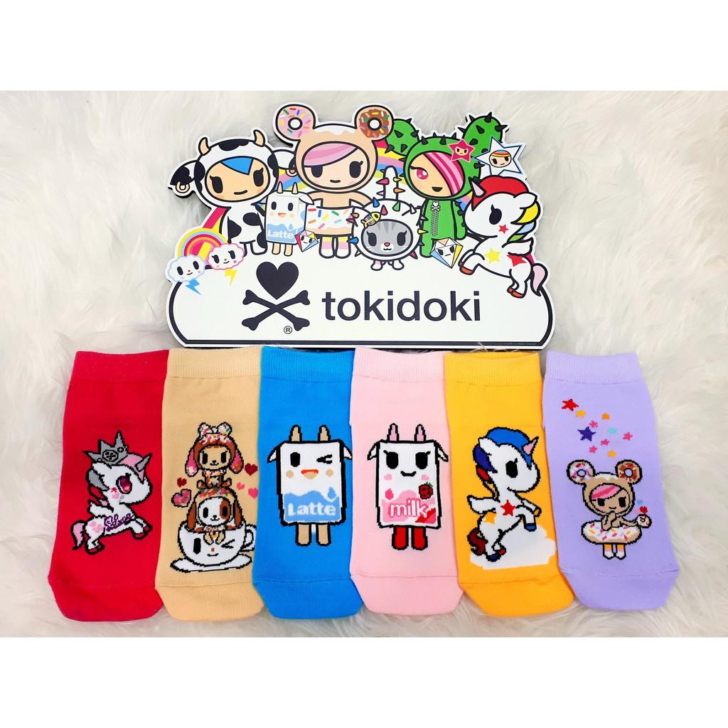 5a7d4311de4 tokidoki Festive Socks Gift Set   Shopee Singapore