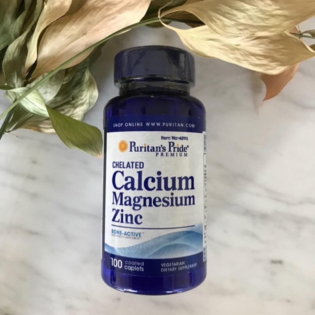 21st Century Calcium Magnesium Zinc Vit D3 90 Tablets Shopee Puritans Pride Citrate Plus Vitamin D 100 Capsules Singapore