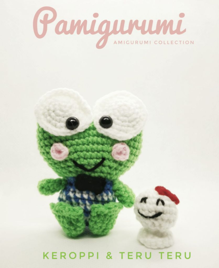 Amazon.com: Amigurumi Crochet Handmade Doll Hello Kitty's Friends ... | 1024x836