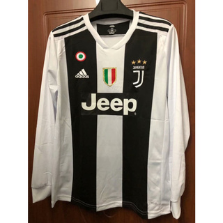 best sneakers 1d7fa 4077a Sale 218-19 Juventus Home Jersey Long Sleeve Men's soccer ...