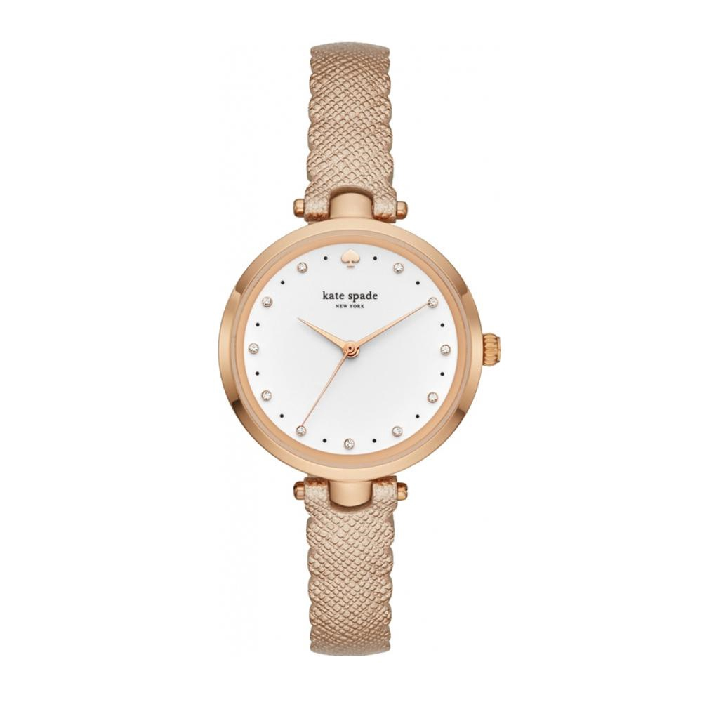 Kate Spade New York Holland Ksw1402 Womens Watch Fossil Fs5182 Set Floral Leather Ladies Box Ksw1422b Shopee Singapore