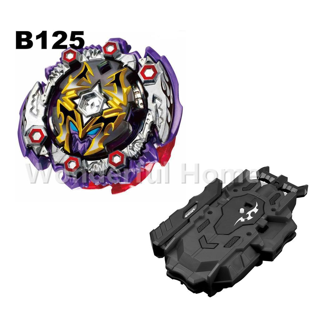 Beyblade Burst Toys B-79 Gold Starter Drain Fafnir.8.Nt Bayblade burst Metal GF