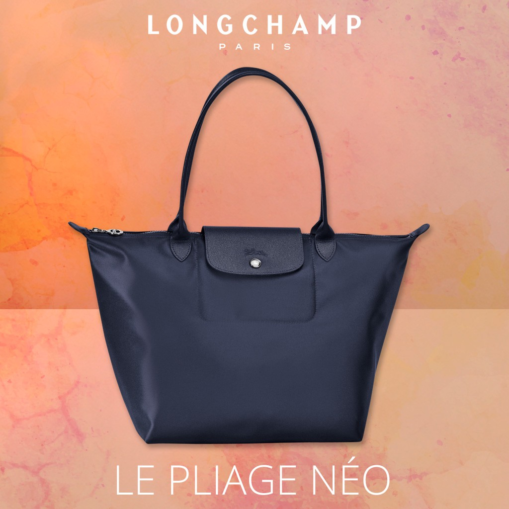 dbe1b81c52f Longchamp Le Pliage Tote Bag (70th Anniversary Edition) | Shopee Singapore