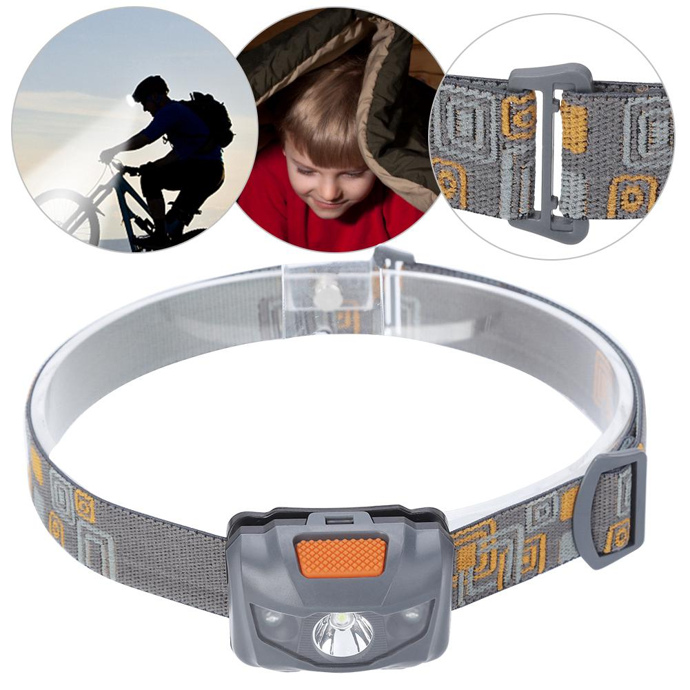 Headlamp Handheld Flashlight Lightweight USB Rechargeable Waterproof Rotatable COB Led Headlight with Swivel Magnetic Base /& Clip Tail Head Lamp 5 Modes for Outdoor Camping Cycling Fishing BBQ