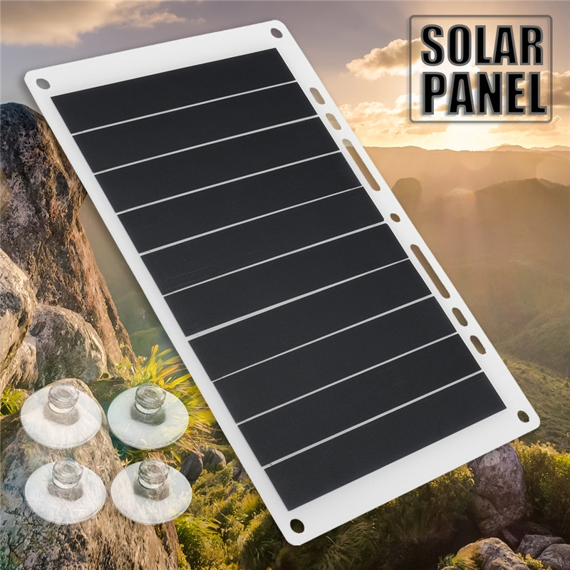 Portable Solar Charger Power Charging Panel for Samsung IPhone Tablet