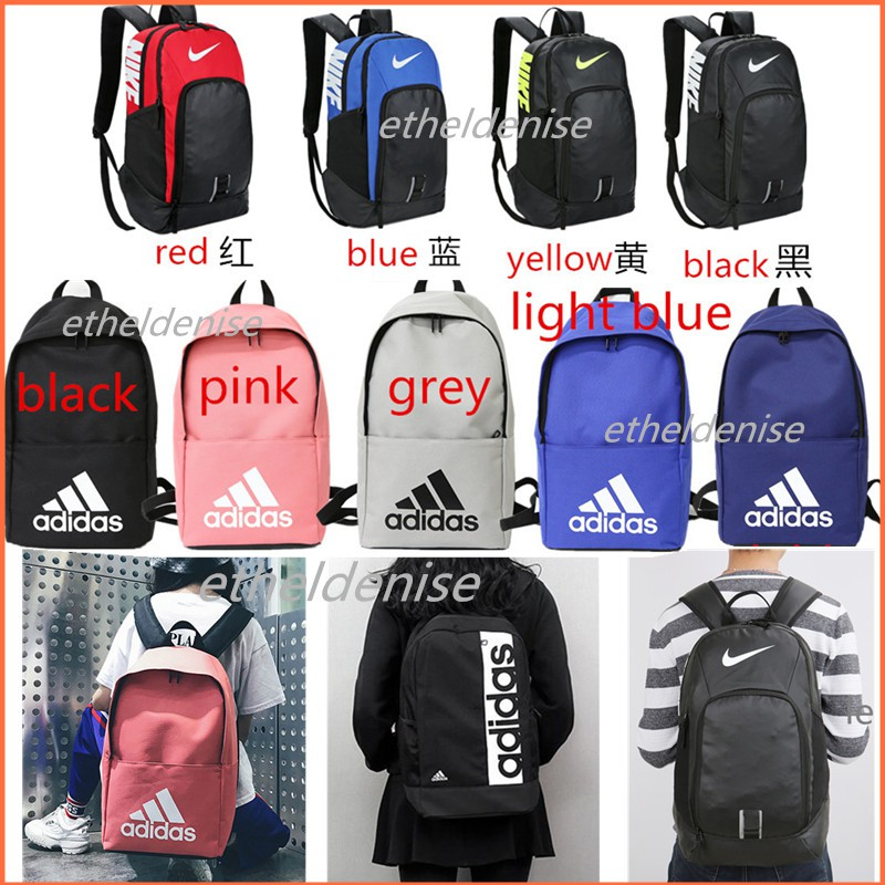🔥SALES- ADIDAS 3D BACKPACK  INSTOCK    Shopee Singapore 7382193199