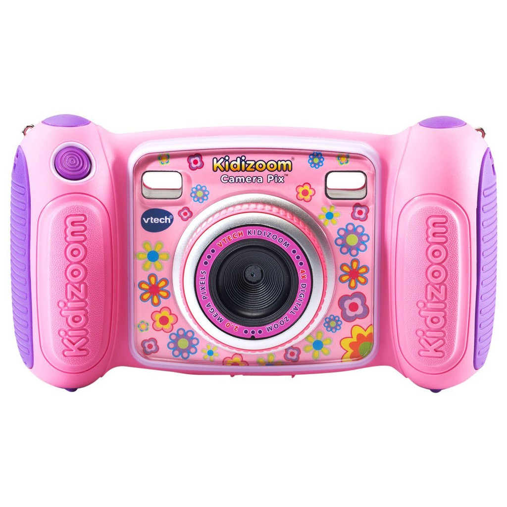 Vtech Kidizoom Camera Pix Pink Comotomo 150 Ml Single Pack
