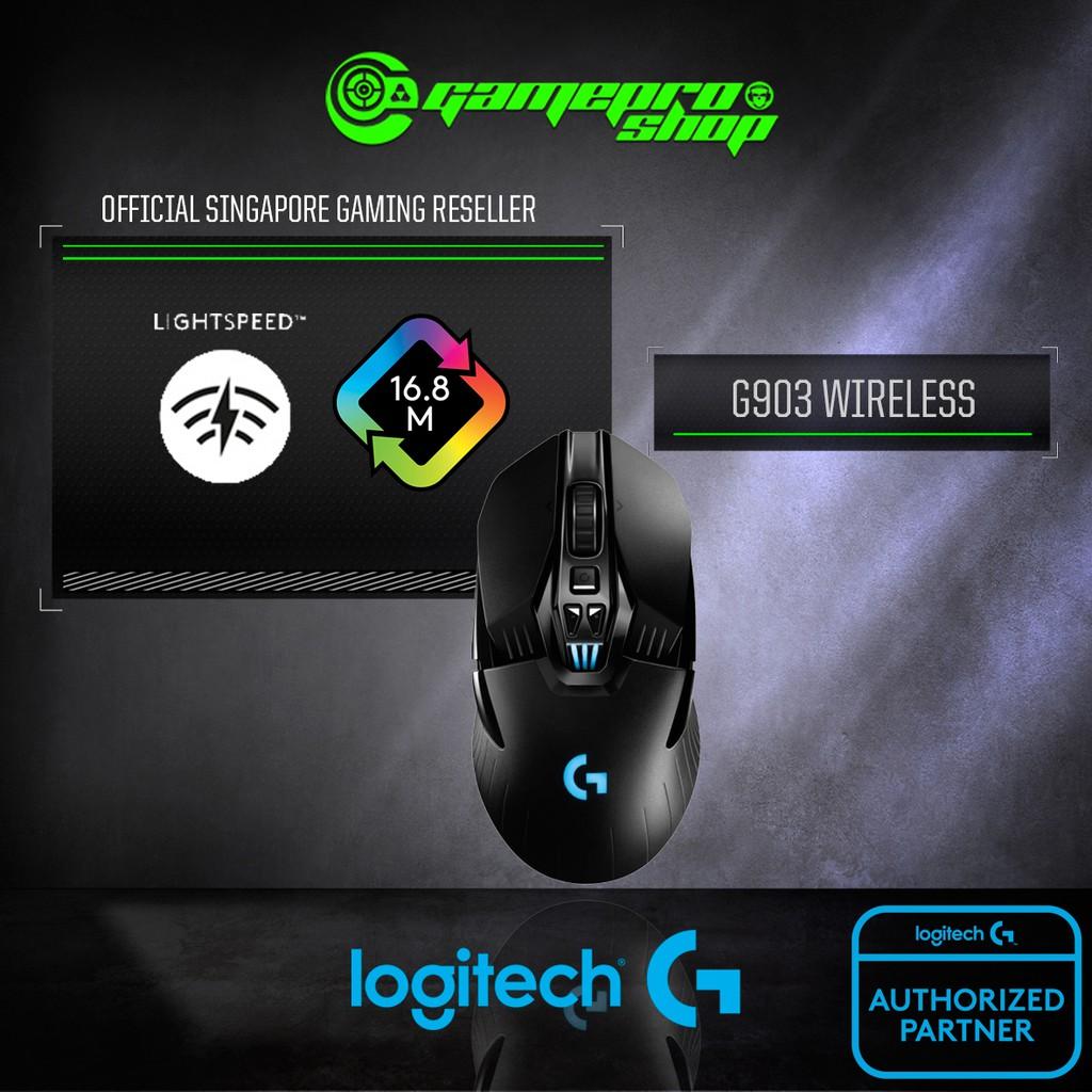 8bd6c4e78d4 Logitech G502 Proteus Spectrum RGB Tunable Gaming Mouse | Shopee Singapore