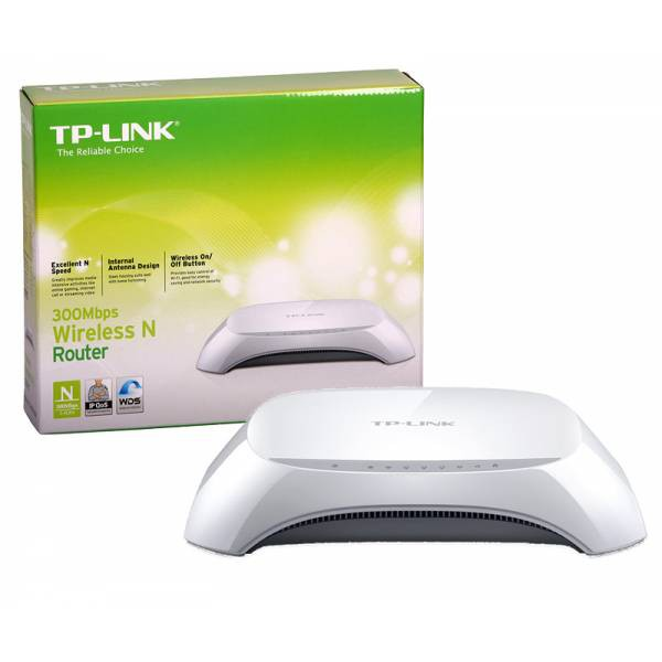 TP-Link TL-WR840N N300 Wireless N Router