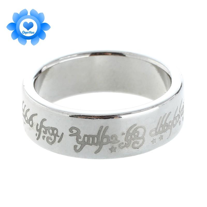 4d6cdf585a ✌1 x Magnetic Ring Rings Magic magnet ring magic Magic Trick Silver col