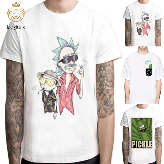 84b0c9f6f morty tshirt - T-Shirts Price and Deals - Men's Wear Jun 2019 | Shopee  Singapore