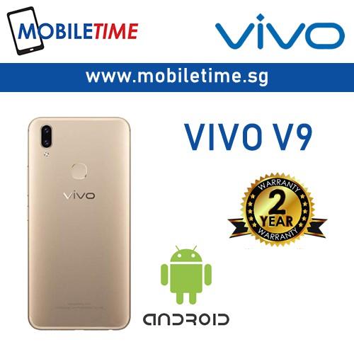 Vivo V9 (64GB memory / 4GB RAM)