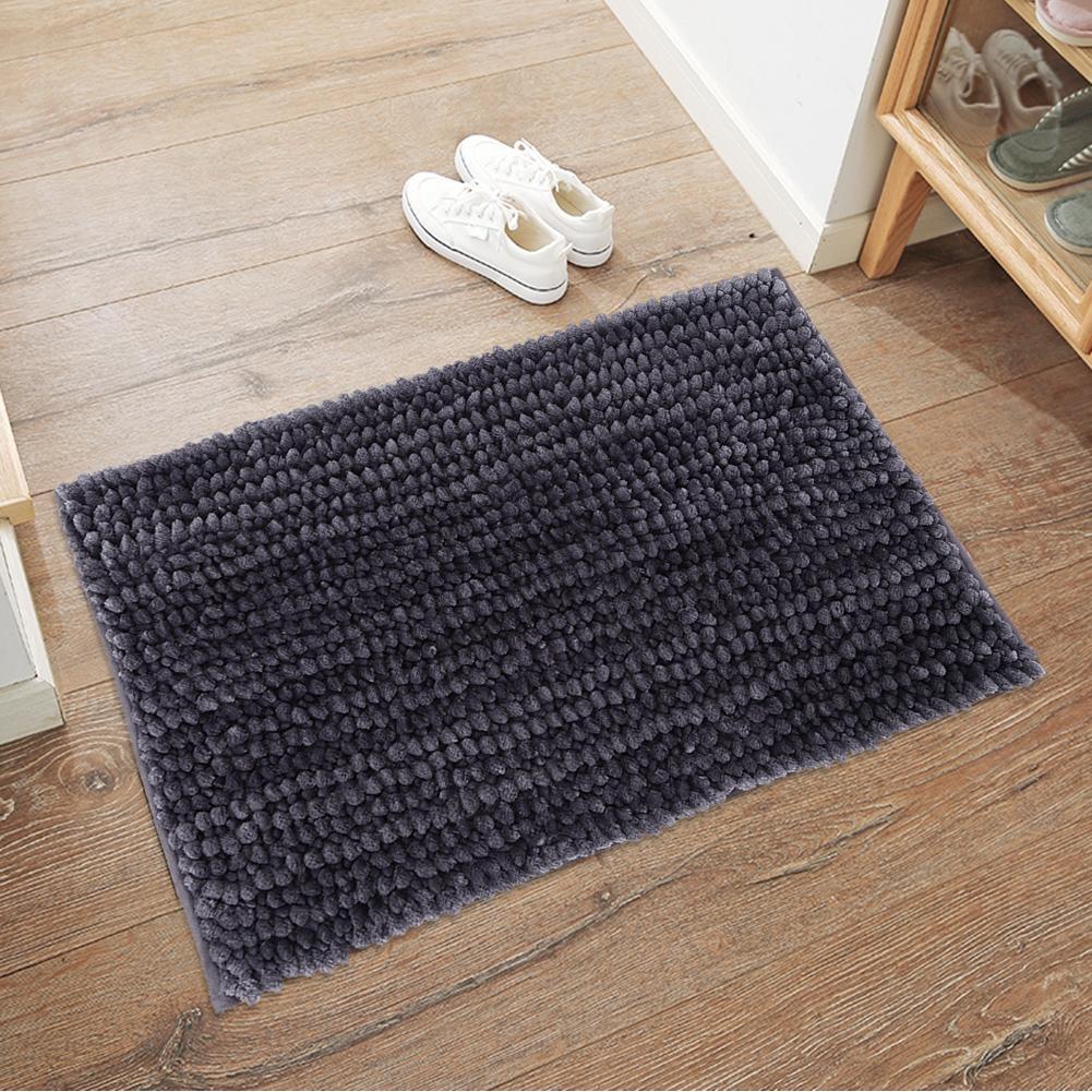 Water Absorbent Bath Mat Rugs Carpet