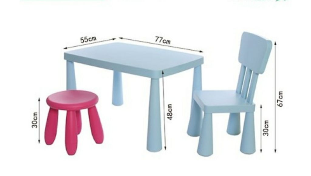 Children Table Kindergarten Table And Chairs Baby Study Stool Chairs Game Tables Set Shopee Singapore