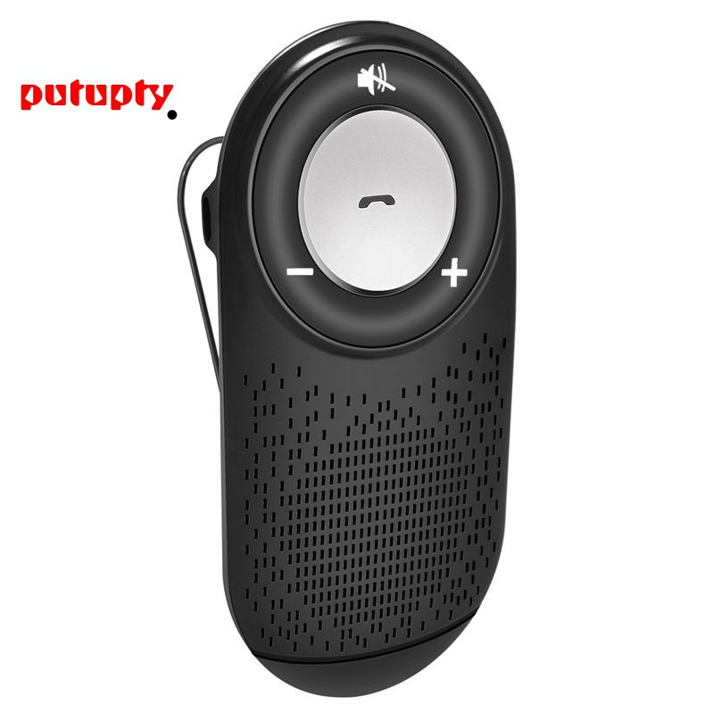 Portable Wireless Bluetooth Travel Speaker Rechargeable Answer Incoming Call Aux