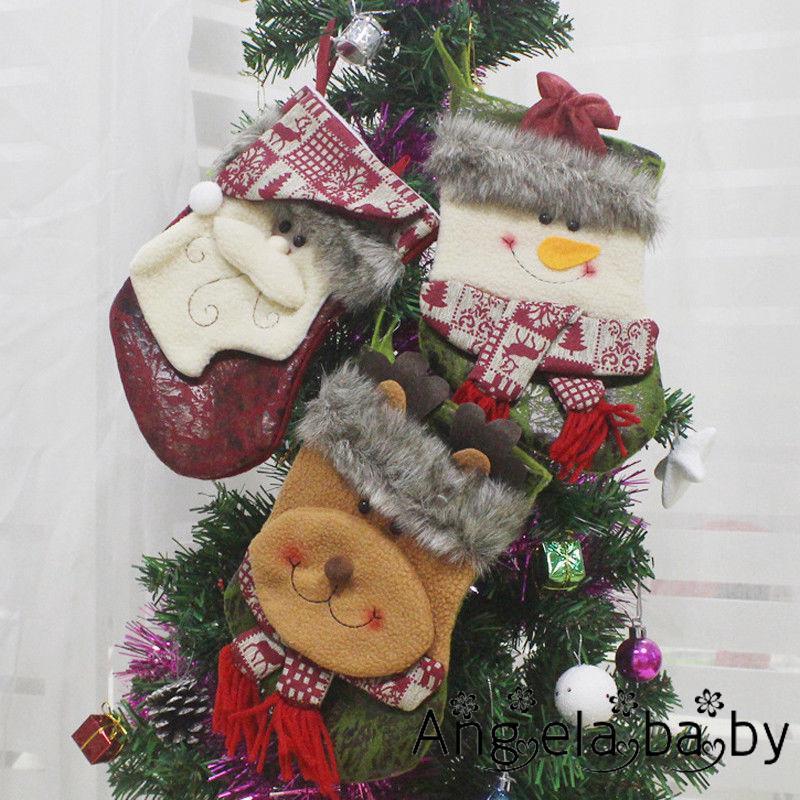 Christmas Tree Fillers.Sgb Christmas Tree Decorations Xmas Hangers Santa Baubles