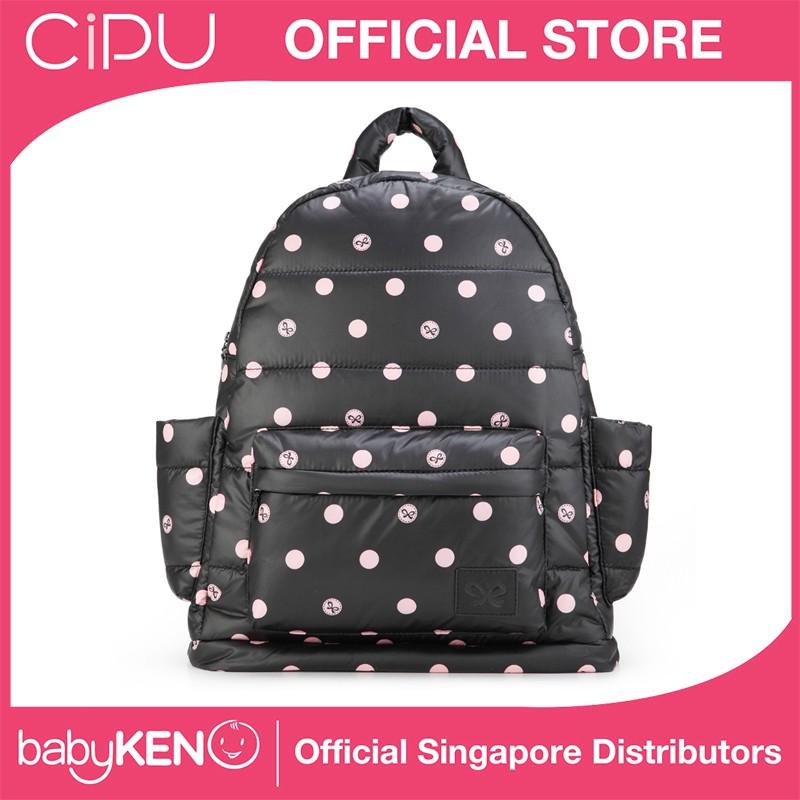 9b3982769 CiPU B-Bag ECO Black / Pink [basic set] | Shopee Singapore