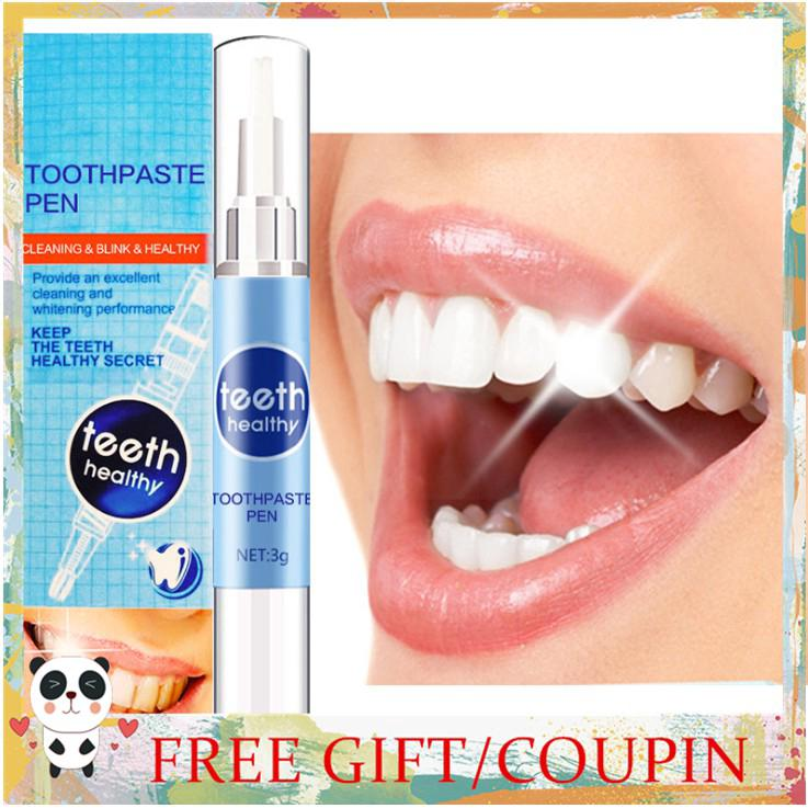 Asavea Teeth Whitening Pen 2 Pack 4 Month Supply Effective