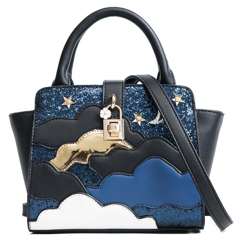 ... Wanita Women Fashion HollyTote Leather Handbags Shoulder Bags - Cream. Source · Tas Bahu / Selempang Import Model Korea   Shopee Singapore -.