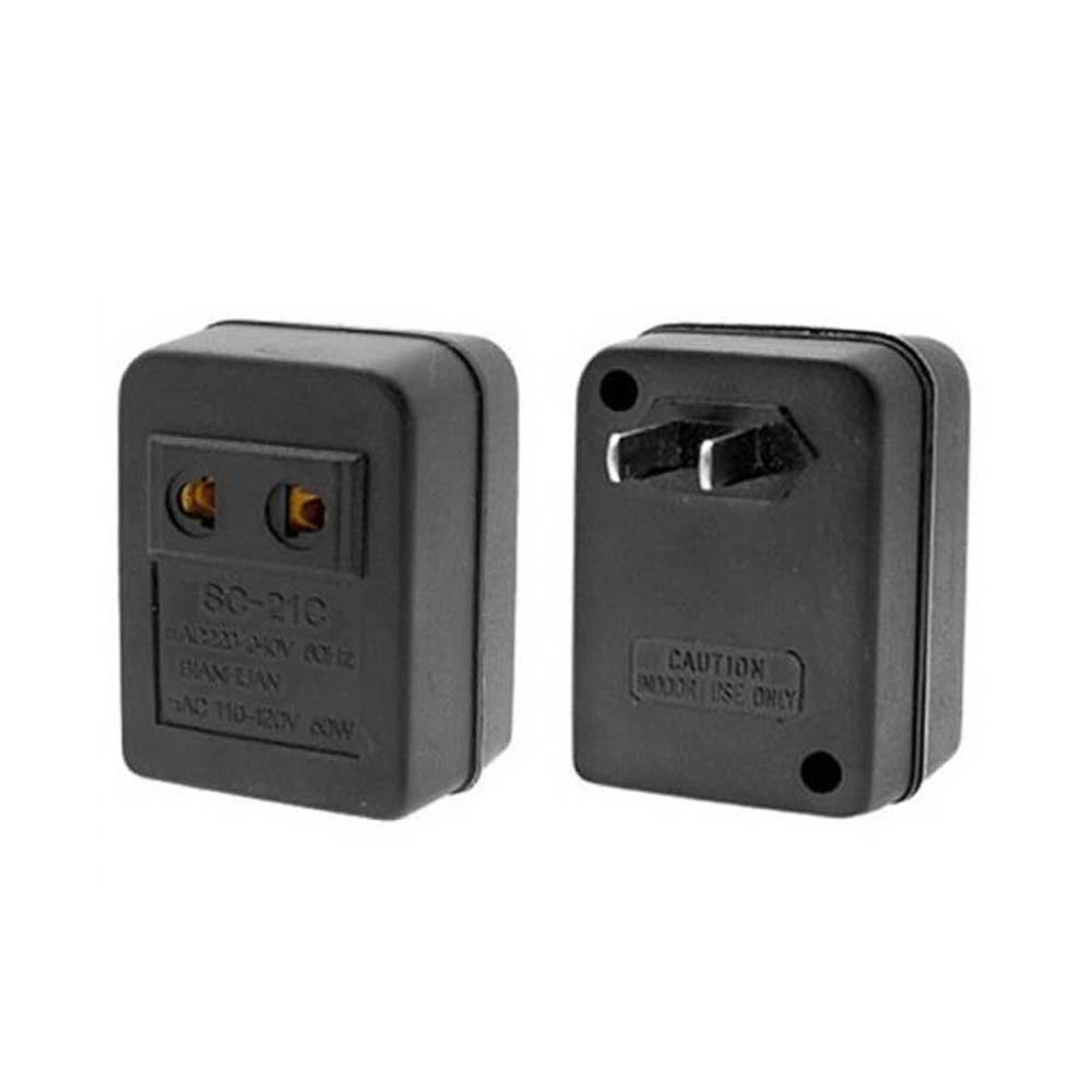 Step Down Transformer Travel Adapter 50W US AC 220V To 110V Voltage Converter US