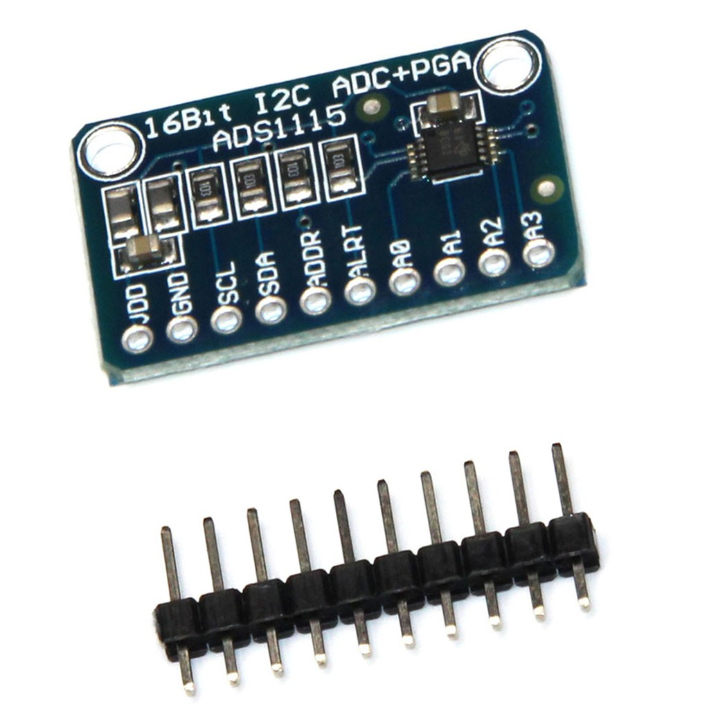 16 Bits I2C ADS1115 Module ADC 4 Channels for Arduino RPi