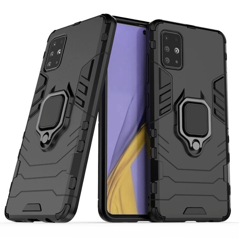 Samsung Galaxy A51 Case Silicone TPU Hard Plastic Armor Back Cover Samsung A51 A 51 GalaxyA51