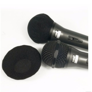 Andoer 5pcs Rubber Wireless Handheld Microphone Anti-rolling Protection Ring